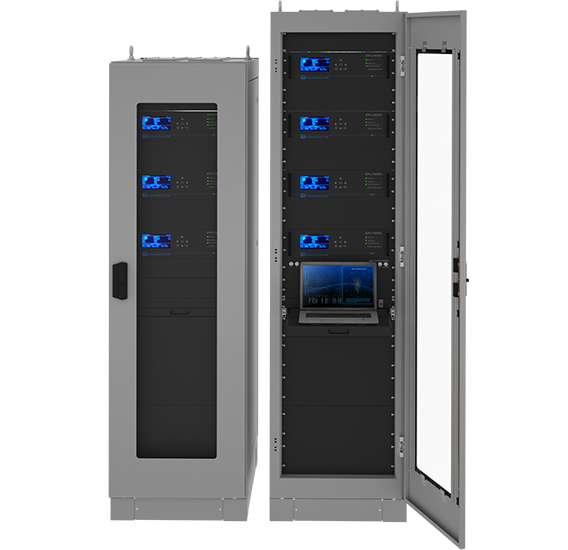 ZOOM Monitoring Cabinet
